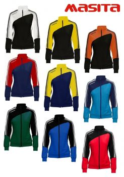 Masita Damen Trainingsjacke Forza